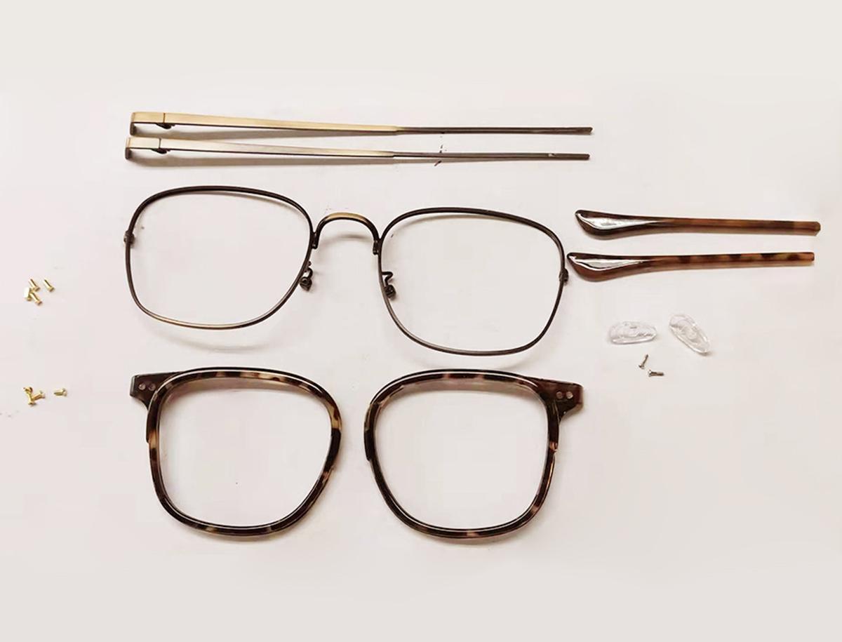 How Oscar Wylee Frames Are Made