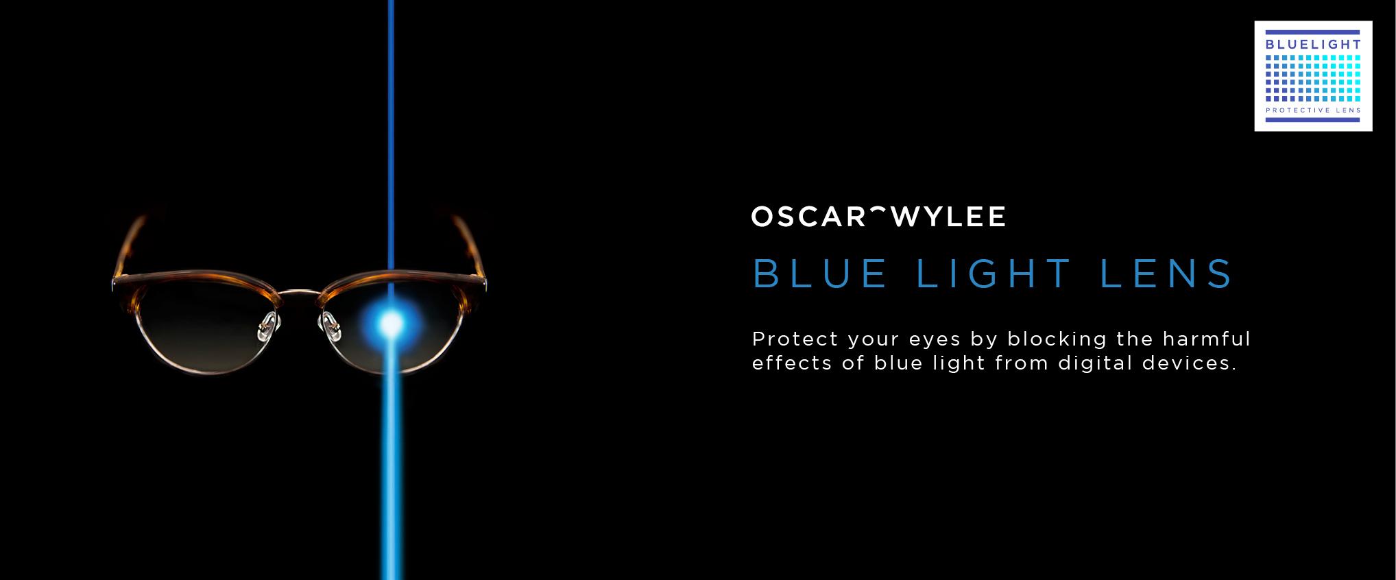 blue light lens oscar wylee